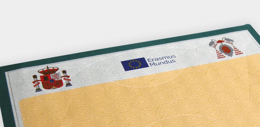 Títulos Erasmus Mundus