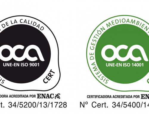 Imprenta Universal S.L. obtiene el certificado UNE-EN ISO 14001:2004 de Sistema de Gestión Medioambiental