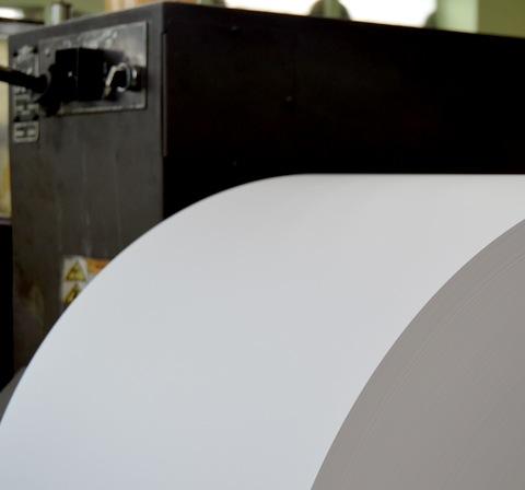 Impresión en bobina