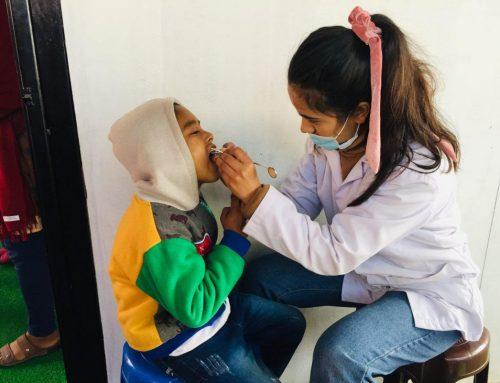 Salud dental en Katmandú de la mano del Grupo Docuworld